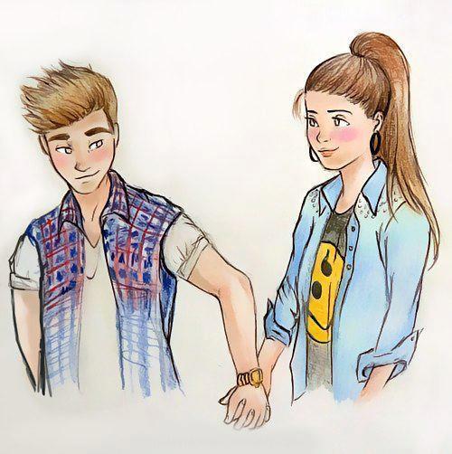 Рисунки для пары