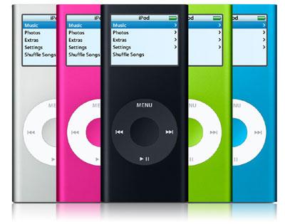 liedjes op je iPod zetten