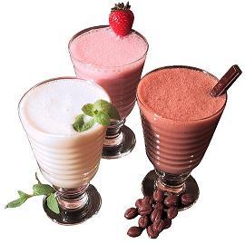 een milkshake maken (recept)