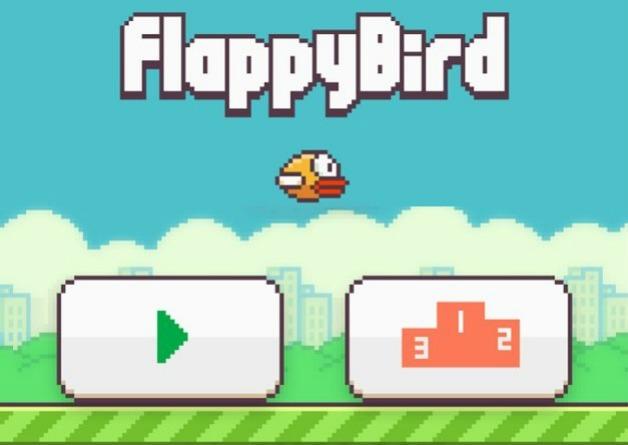 een goede scoren krijgen bij Flappy Bird