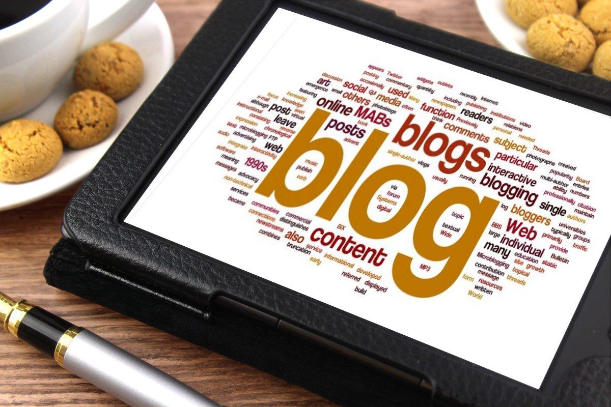 een blog beginnen